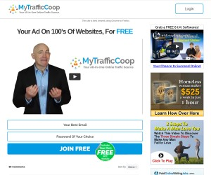 Your All In One Traffic Source