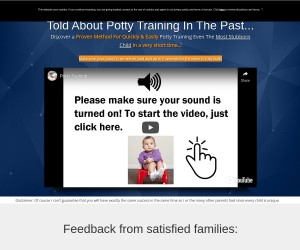 The 3 Day Potty Training