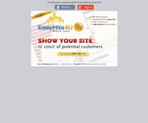 Show Your Site To 1000S Of Prospects