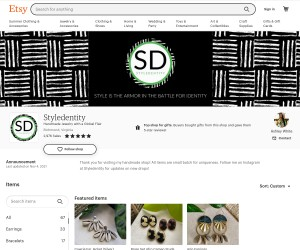 Inexpensive Custom/Handmade Jewelry - 5 Star Rated Website