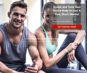 Sculpt and Tone Your Entire Body In Just A Few, Short Weeks!?