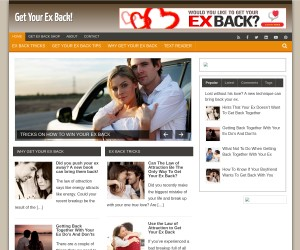 Get Your Ex Back Blog