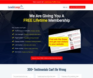 Looking For Global Busness Leads  ?  LEADSLEAP Is One Answer