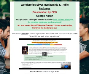 Free Supercharged Solo Ad for Joining