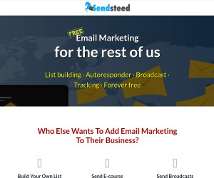 Free email marketing for your business