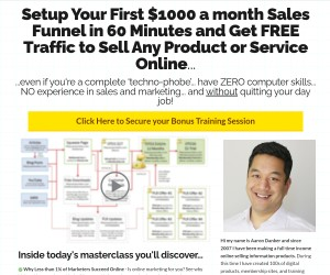 Start Your Super Sales Machine Right Now!