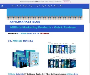 Affiliate Bots 2.0 - 37 Softwares-Marketing Tools for $ 17 ?