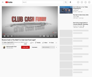 Receive Cash In The Mail? Is Club Cash Fund Legit?