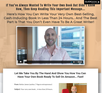 The 24 Hour Book System + 2 Upsells For Amazon Book Publishing