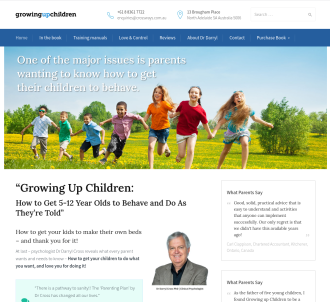 Growing Up Children