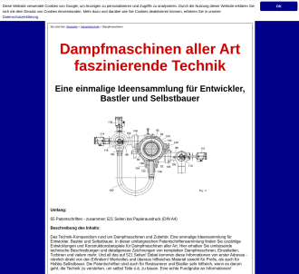 Dampfmaschinen Technik