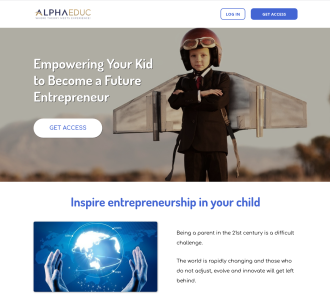 The Alpha Program - Teaching Children To Succeed!