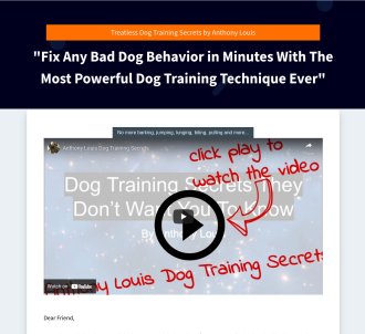 "Dog Training Secrets ""they"" Don t Want You To Know About"