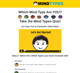 Discover Your Mind Type