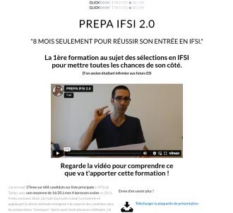 Concours Infirmier Prepa Ifsi 2.0