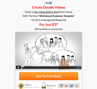 Explainer Video Maker In Powerpoint & Keynote- By Bluefx
