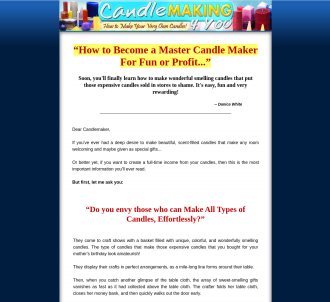 Candle Making 4 You ~ Best Converter!
