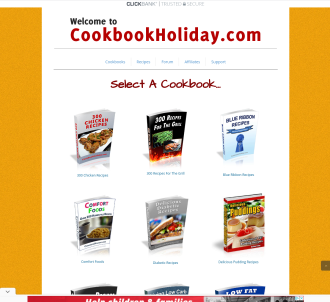 New Cookbooks - Recipe & Cooking Niche