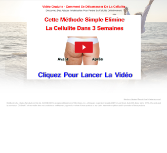 Libre De Cellulite Beaute Nue 55$ (usd) Par Vente