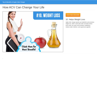 Apple Cider Vinegar Ebook Membership