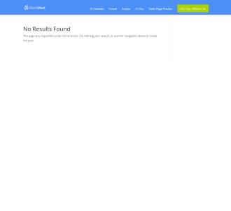 Clientsnest - The World s Fastest & Conversion Focused Funnel Builder