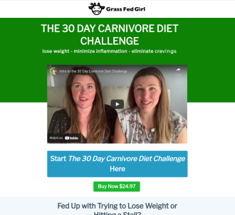 The 30 Day Carnivore Diet Challenge
