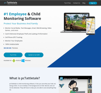 Pctattletale Parental Monitoring Software