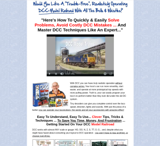 Dcc Model Trains Ebook And Online Model Railroad Club Membership