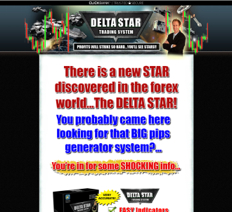 Delta Star Trading System With Alerts Very Accurate Forex System