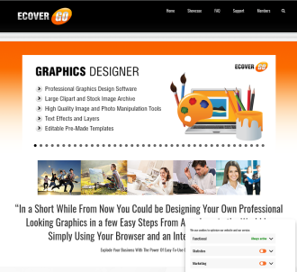 3d Ebook Cover And Marketing Graphics Generator