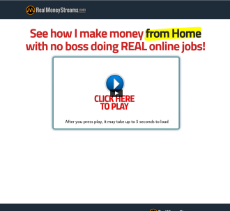 Real Money Streams - Brand New Biz Opp Offer!