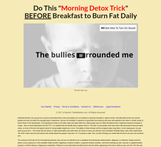 Flat Belly Detox - Revenue Crushing Weight Loss Offer For 2019!