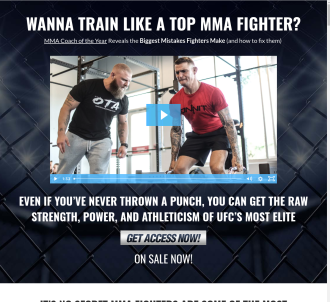 Fight Ready Training Program