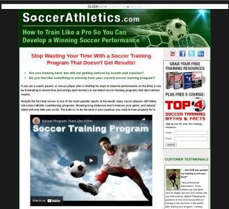 Building The Complete Soccer Athlete: Train Like A Pro