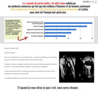 Unlock Your Hip Flexors & Other High Earners - In French !!