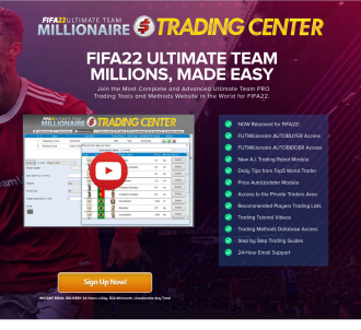 Fifa21 Futmillionaire Trading Center - Relaunch - $250+ Average Sale