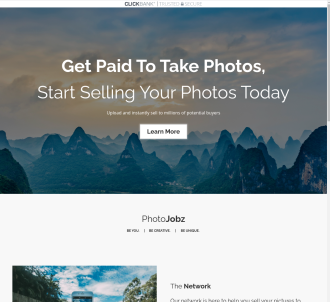 Earn From Your Photos!