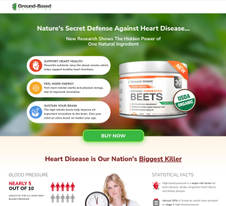 Ground-based Nutrition: Beets - 2019 Mega-launch!
