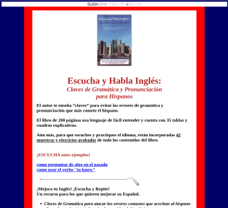 Inglés Para Latinos, English For Hispanos, Pronunciar Inglés, ESL