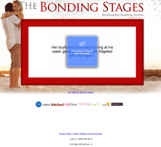 100% Commissions Available: The Bonding Stages