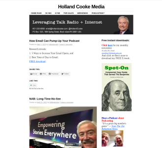 Holland Cooke Media