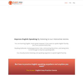 This Course Improves English Speaking