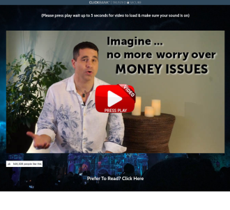 August 2019: Instant Manifestation Secrets $1.58 Epc s On Cold Traffic