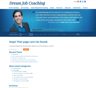 Dream Job Coaching