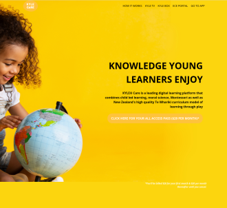 Kyle Care - Knowledge Young Learners Enjoy!