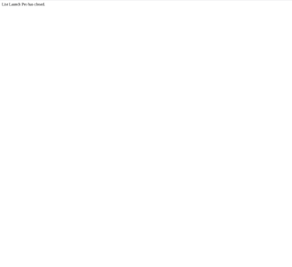 List Launch Pro