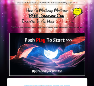 2019 March New Manifestation Magic Mega Hit Generates $1.25 Epcs!