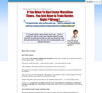 The 100 Day Marathon Plan - Low Ppc, High Payout !