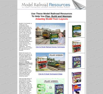 Model Train Layout Ideas, Tips & Answers