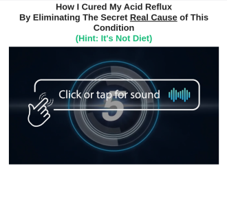 Heartburn No More (tm): *top Acid Reflux Offer On Cb! Insane Cvr